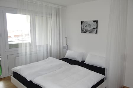Stylish aparment in Heidelberg city with sauna - Apartamento