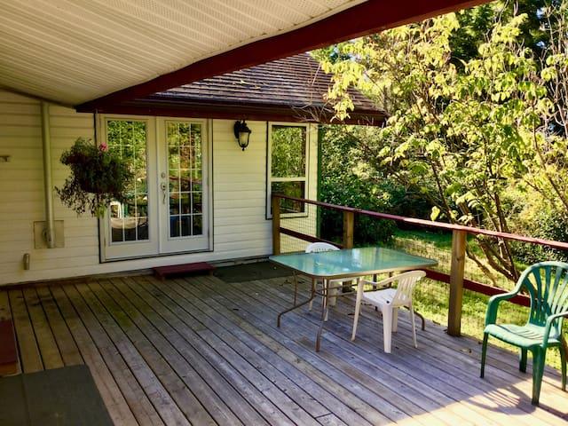 Hideaway - Cozy Cottage on Cortes - Sleeps 8