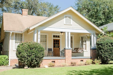 Charming Historic Home in Capitol Heights