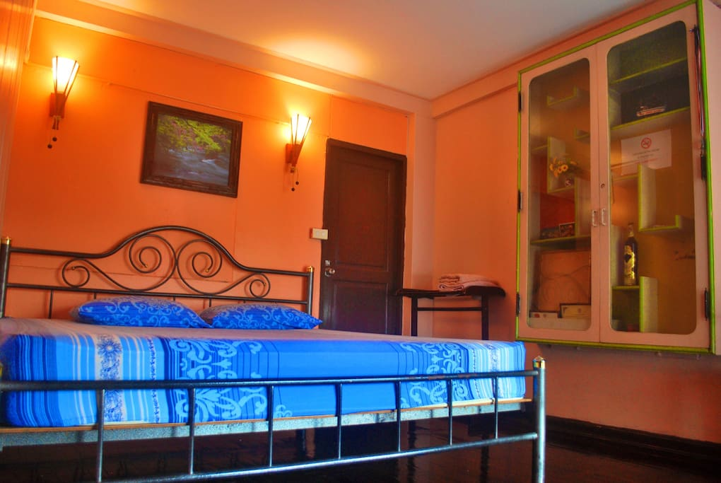 Double Room with AC Private bath room