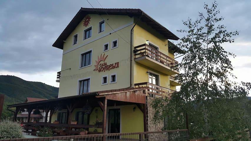 CASA SOARELUI - Cisnădioara
