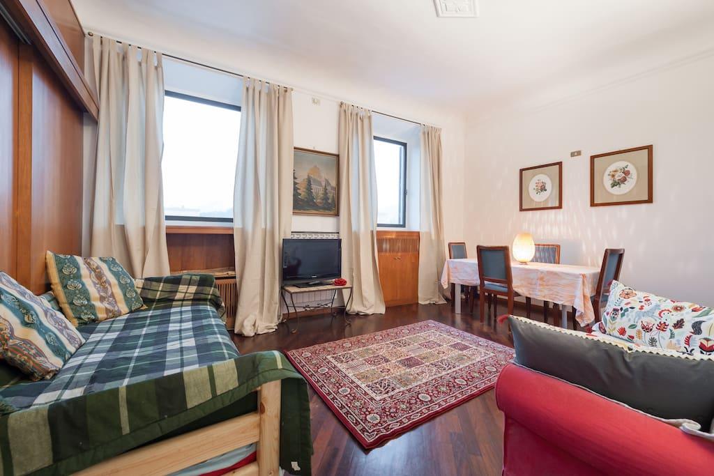 Salotto 1 / Living Room 1