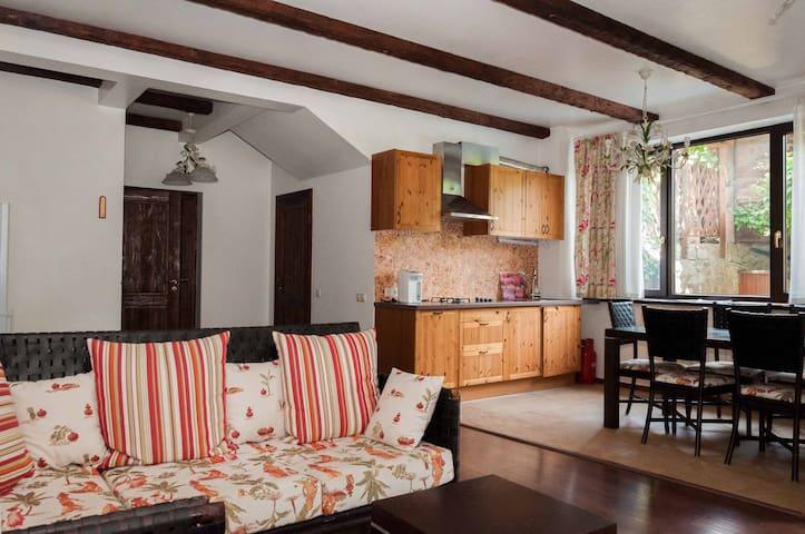Дом Шалле Березовая - Сочи - Serviced apartment
