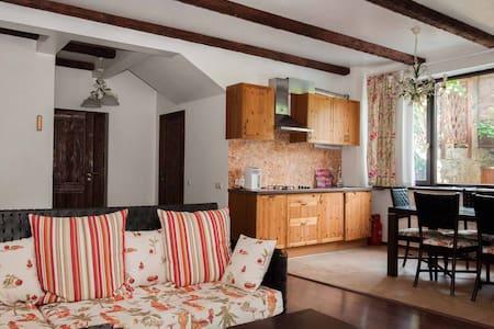 Дом Шалле Березовая - Сочи - Apartment-Hotel