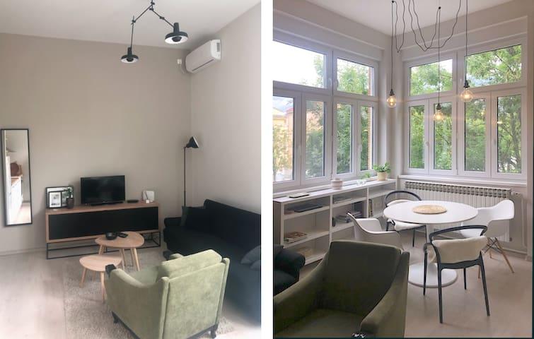 Apartman Park Galerija -  Lijep, udoban i moderan