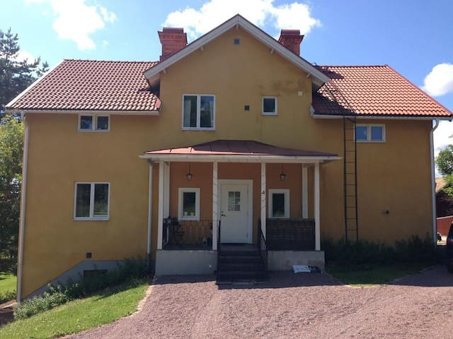 Big house close to lake Runn - Falun - Hostel