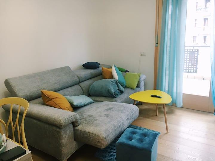 Room in Wonderland: laziness + comfort in Treviso