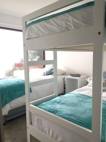 Dormitorio 2 con espectacular vista