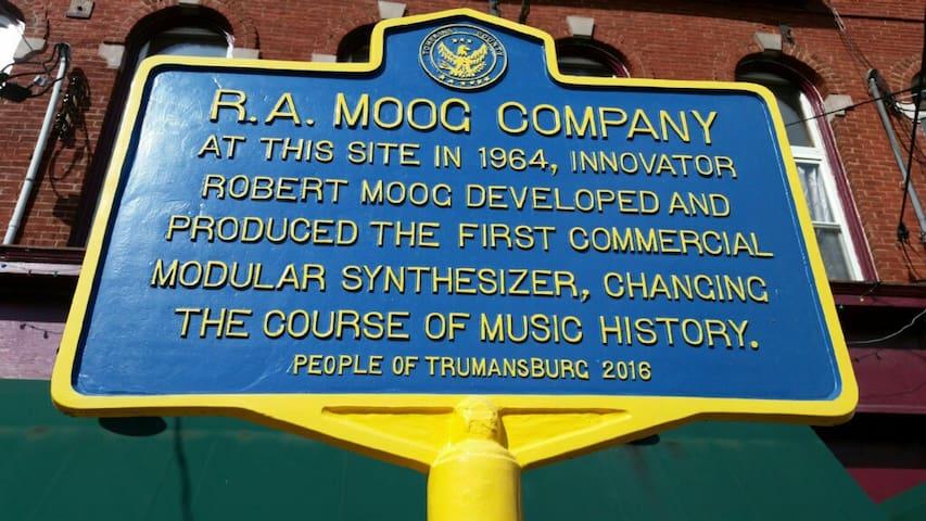 Historic Trumansburg