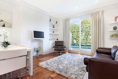 Fab flat on Brook Green by Kensington/Olympia - Londres