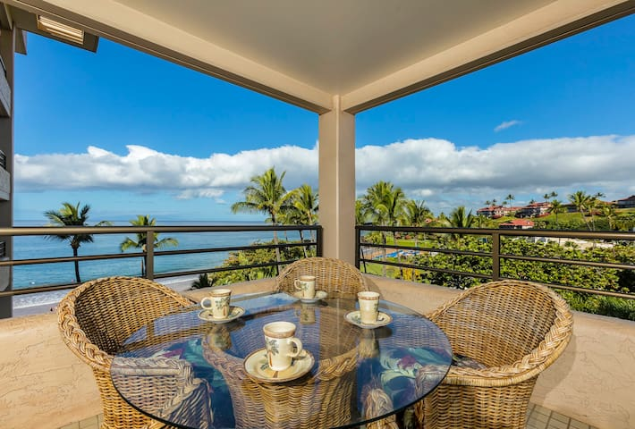 Oceanfront, Views and Prime Location! PB 608