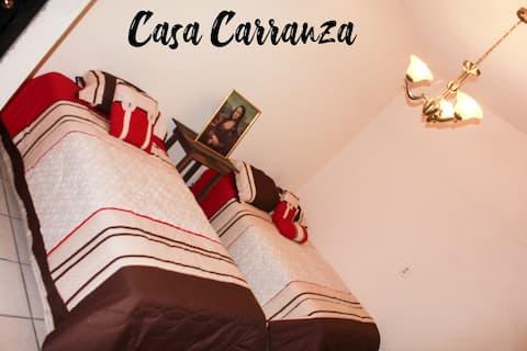 Casa Carranza 3 (en el zócalo de Xicotepec)