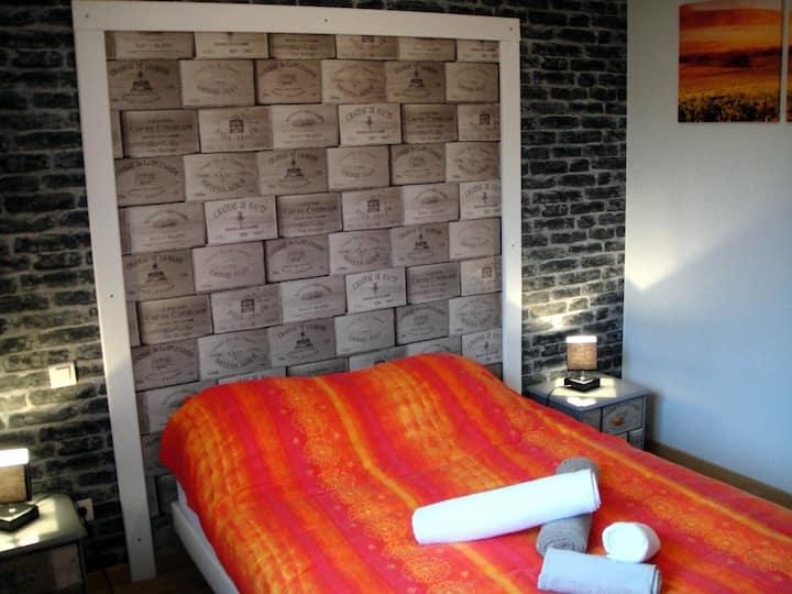 La chambre Burdigala