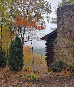 Beautiful Blowing Rock Log Cabin Spectacular views