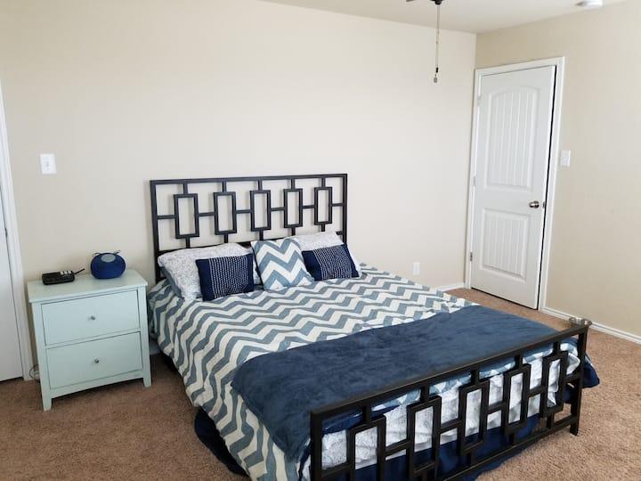 Cibolo House Room 1
