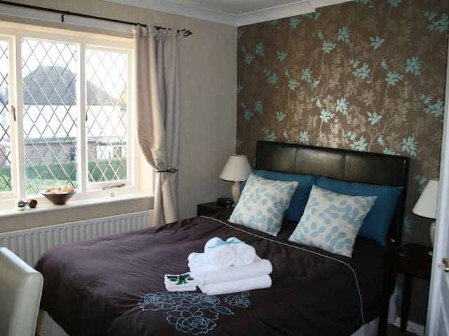 Double Room at The Bryn BandB