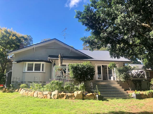Camellia Cottage - The Hunter Valley