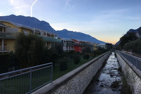 Appartamento by the river max 3 pax - Riva del Garda