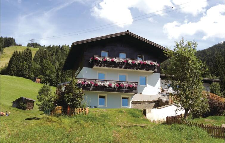 Holiday apartment with 1 bedroom on 45 m² in Wagrain