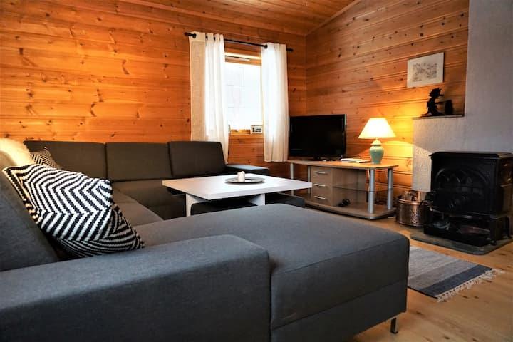 Frittliggende hytte i Røldal / Cabin Røldal