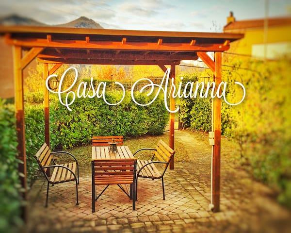 Casa con giardino a 5min. Sasso Marconi -Bologna