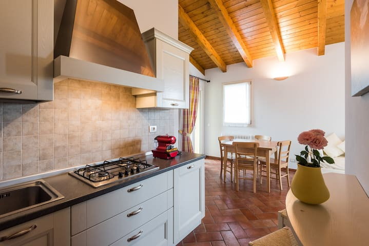 Acetaia Sereni Vinegar Farmhouse - Suite