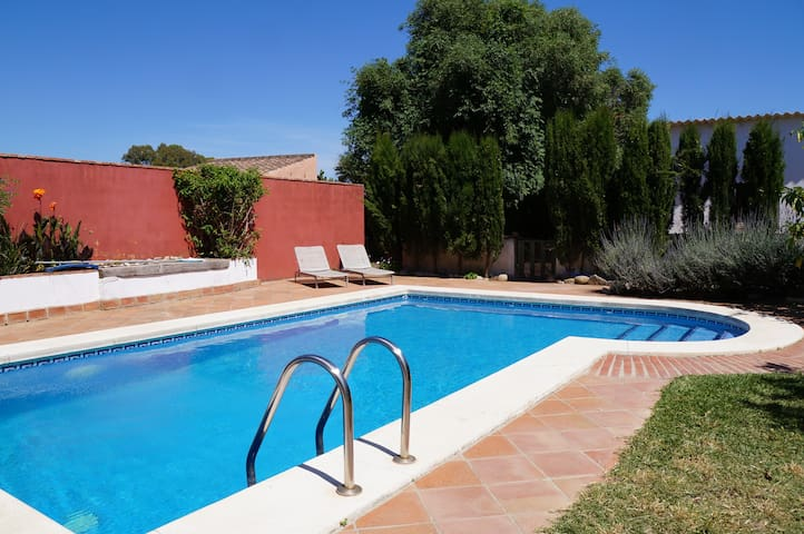 Hoopoe Cottage and pool - Barbate - Haus