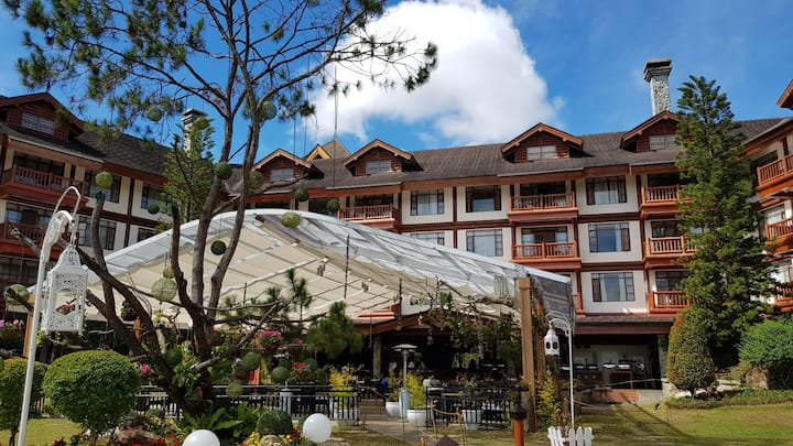 Luxury Private Unit at The Manor John Hay Baguio
