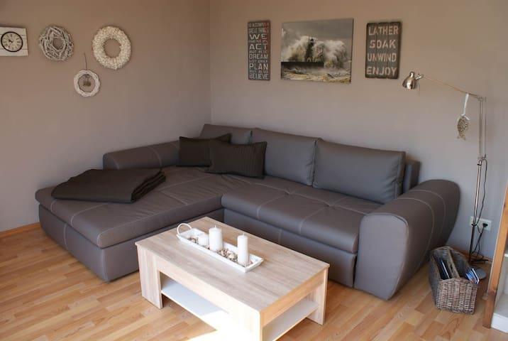Sea Lounge. Top Wohnung mit WLAN - Eckernförde - Condominium