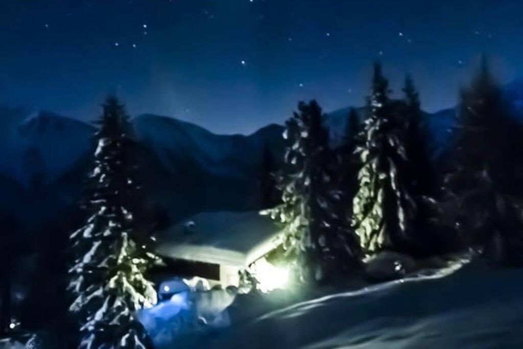 Vista di notte