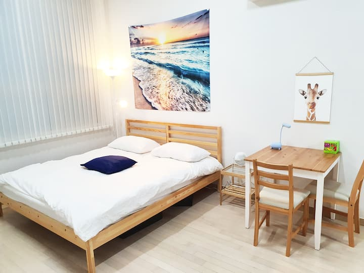 Migeum comfort & clean room, near Migeum stn(2min)