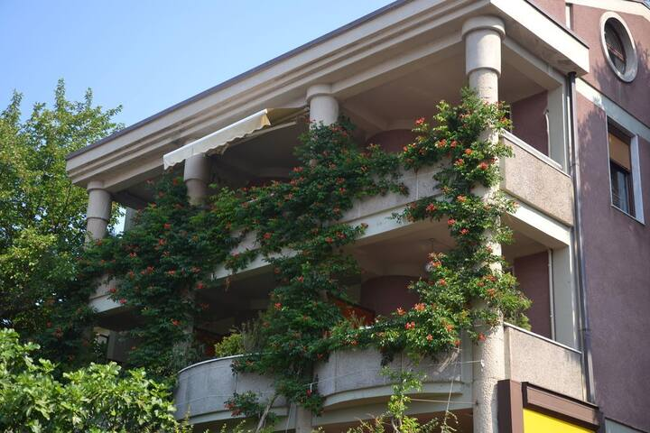 Villa Forum -triple room with terrace