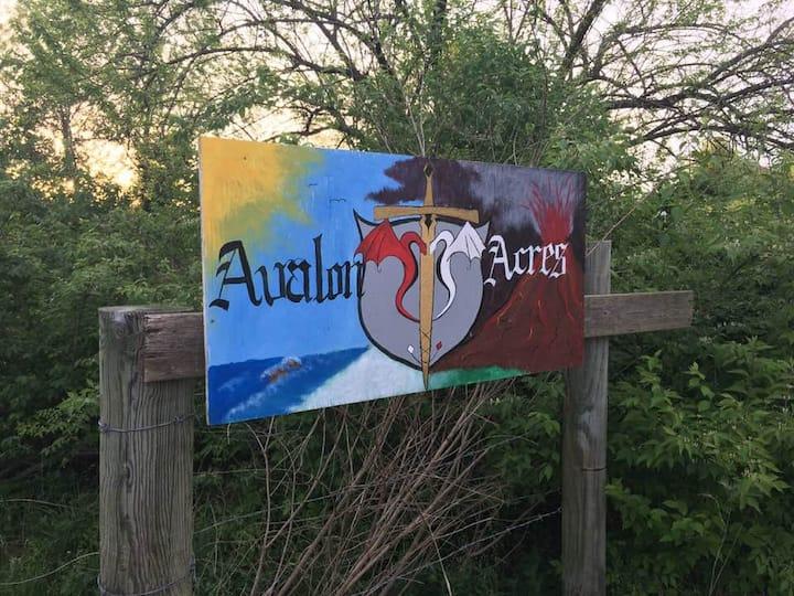 Avalon Acres-Urban Campground Site #3