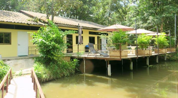 Isaan Perazim Park , Lake View