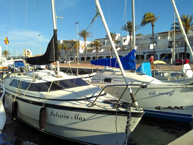RENT A BOAT AND LIVE ON BOARD IN FORMENTERA!! - Formentera - Boot