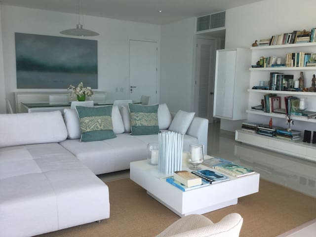 Modern and luxurious apt with amazing ocean views - Cartagena - Appartamento