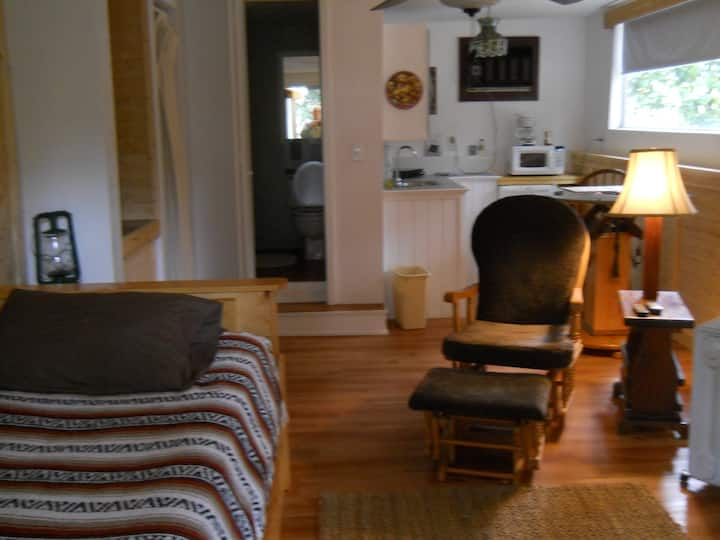 The Lodge apartment