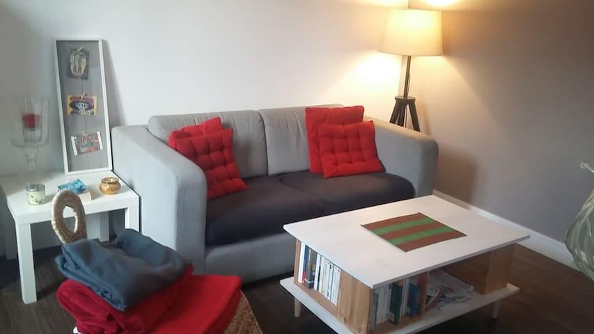 Appartement 2 personnes Asnières-sur-Seine