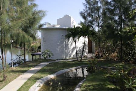 บ้านถั่วขาว - อ.เมืองเพชรบุรี