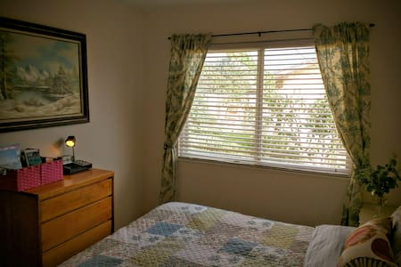 Private Bed, Bath & Bkfst. Garden View,Lompoc 1A - Hus