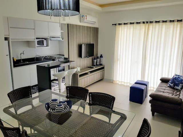 Apartamento Bombinhas Centro - 70m PRAIA BOMBINHAS