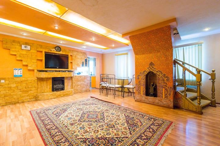 Загородный дом в Левково (120 кв.м.)