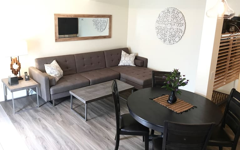 Brand New Stylish Downtown Suite, Stirling 104