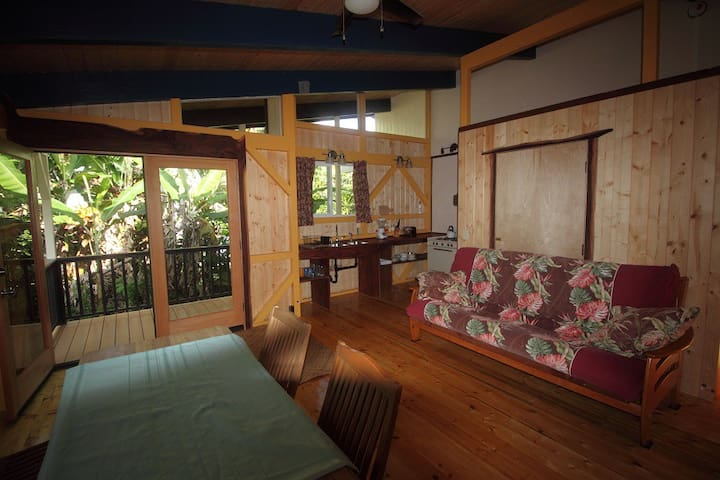 NECTAR SUITE- 1 of 2 units OR rent whole house - Pāhoa - Daire