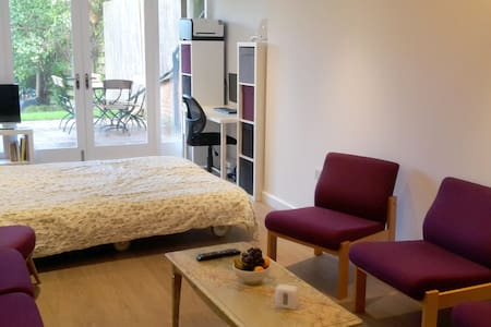 Scandi-style basement studio near Sheffield Uni - Sheffield - Apartmen