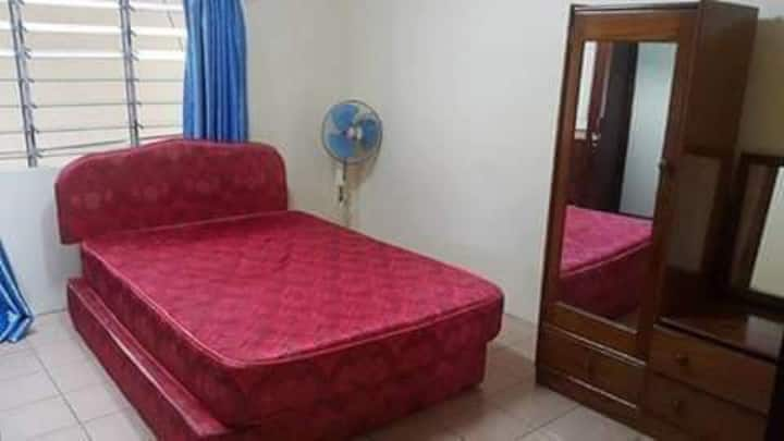 2 bedroom self contained apartment