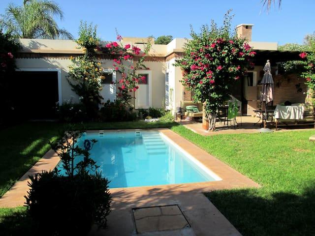 (32) Villa grand confort à Dyar Shemsi - Agadir
