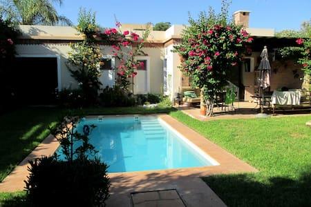 (32) Villa grand confort à Dyar Shemsi - Agadir - Hus