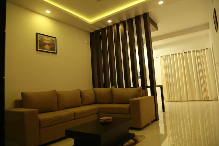 SRM TOWER RESIDENCY - 2BHK-Premium Suite