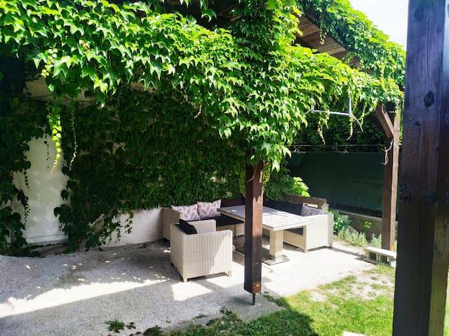 House near to Bratislava & Vienna